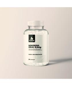 MINOXIDIL ORAL (0,5mg I 30 Cáps)