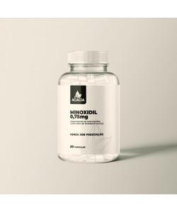 MINOXIDIL ORAL (0,75mg I 30 Cáps)