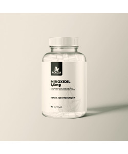 MINOXIDIL ORAL (1,5mg I 30 Cáps)