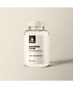 MINOXIDIL ORAL (2,5mg I 30 Cáps)