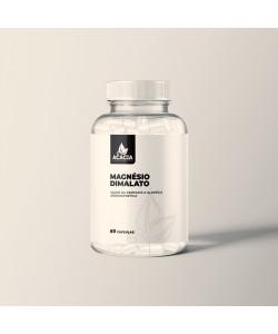 MAGNÉSIO DIMALATO 400mg 60 cápsulas - Redução da dor