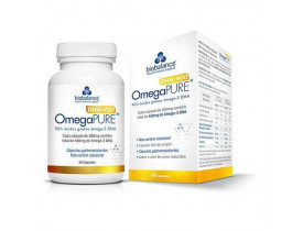 OmegaPURE® DHA - 60 cápsulas