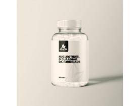 Nucleotides, o Guardião da Imunidade – para crianças, idosos e pessoas com baixa imunidade – 30 doses