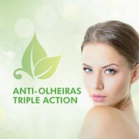 ANTI-OLHEIRAS TRIPLE ACTION - Redução de Olheiras, Rugas e Bolsas Periorbitais