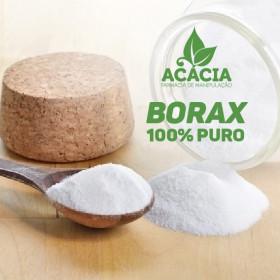 BORAX (Borato de Sódio) 100% Puro - 50g
