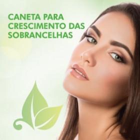 CANETA PARA CRESCIMENTO DAS SOBRANCELHAS 10ml