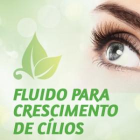 FLUIDO PARA CRESCIMENTO DE CÍLIOS 10g