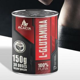 GLUTAMINA 100% PURA 150g