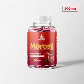 MOROSIL® Autêntico (200mg I 60 caps) - Para Redução de Gordura Abdominal