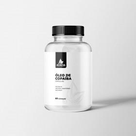 ÓLEO DE COPAÍBA CÁPSULAS – potente antinflamatório natural