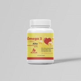 ÔMEGA 3 CARDIO - para a saúde cardiovascular (60 cápsulas)