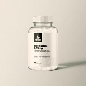 MINOXIDIL ORAL-0,75mg - 30 Cápsulas