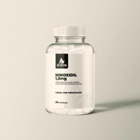 MINOXIDIL ORAL-1,5mg - 30 Cápsulas