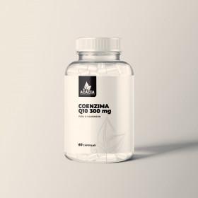 COENZIMA Q10 300mg para o Parkinson (60 cápsulas)