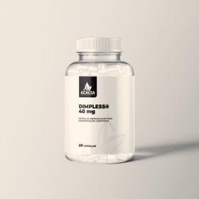 DIMPLESS® 40mg - Cápsulas Anticelulite com comprovação científica