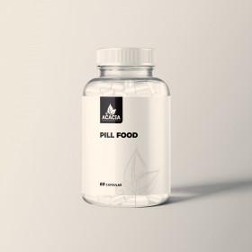 PILL FOOD (60 cápsulas)