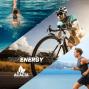 RUN ENERGY – pré-treino para Corrida, Natação, Ciclismo e Tênis